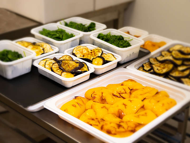 Formati di ortofrutta e verdura personalizzati