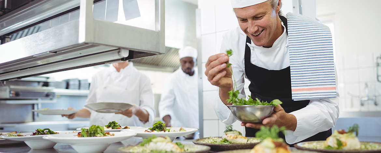 Ottimizziamo il lavoro di chef, cuochi e gestori di locali nel rispetto della loro autonomia
